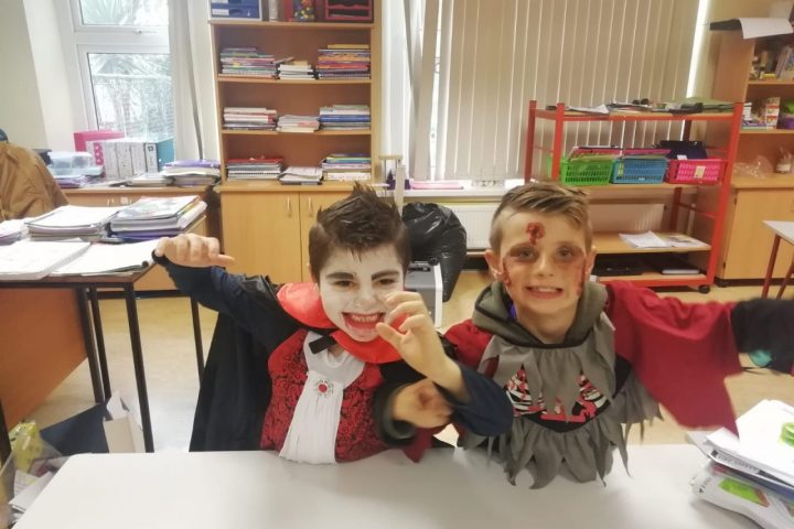 Witches' Walk – Ms Butler's Class